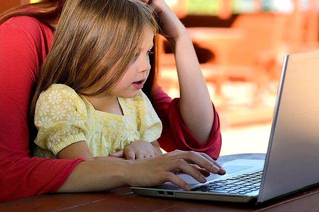 親子でオンライン英会話を受講