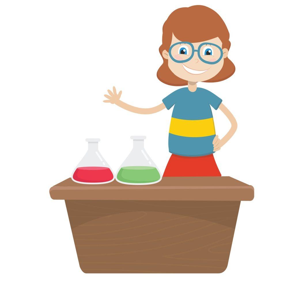 子どもとの科学実験は面白い