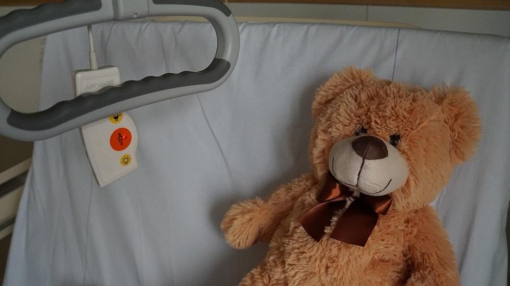 入院中の癒しアイテム