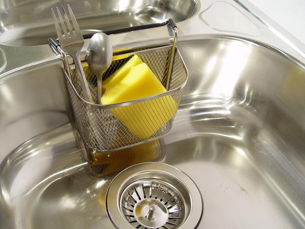 キッチンの排水口にネットはいらない