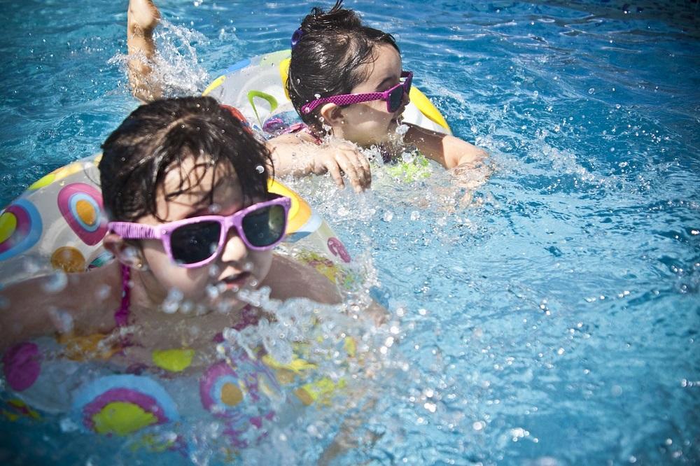 幼稚園児の夏休みのスケジュール