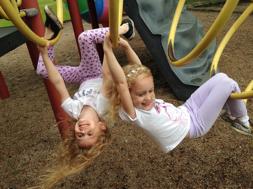 公立幼稚園のメリット自由遊びが中心