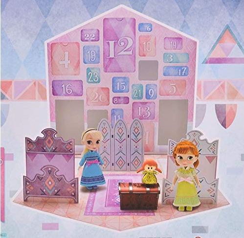 アナと雪の女王2 アドベントカレンダー
