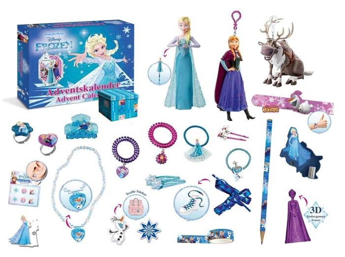 アナと雪の女王 アドベントカレンダー