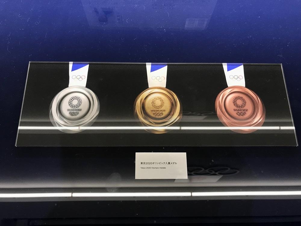 2020年東京オリンピックメダル