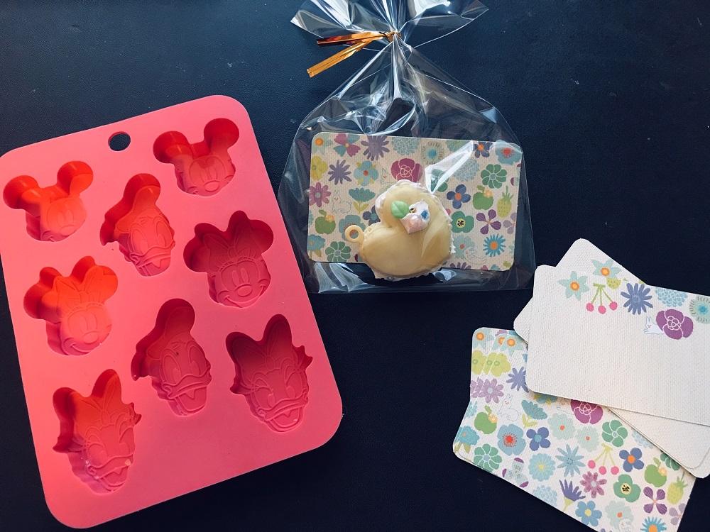 幼稚園児のバレンタインデーに手作り
