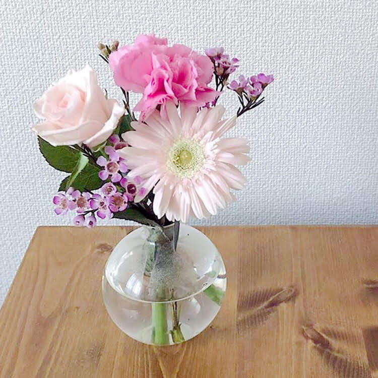 ブルーミーライフ花の定期便